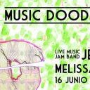 """Music Doodle Session"": Jazz y bocetos en Casa Batsú"